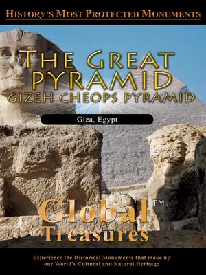 cover image of The Great Pyramid Gizeh Cheops Pyramid Egypt