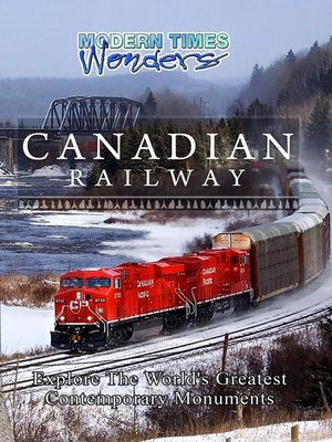 cover image of Canadian Railway