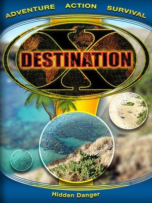 cover image of Destination X, Hidden Danger