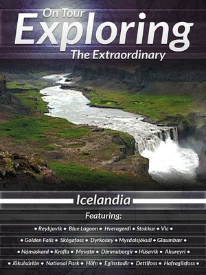 cover image of On Tour: Exploring the Extraordinary, Icelandia