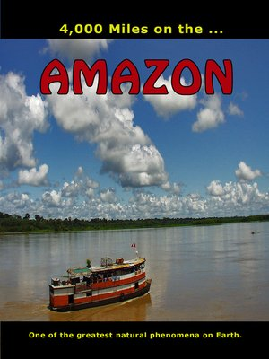 cover image of 4,000 Miles on the...Amazon