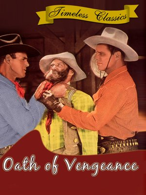 cover image of Oath of Vengeance