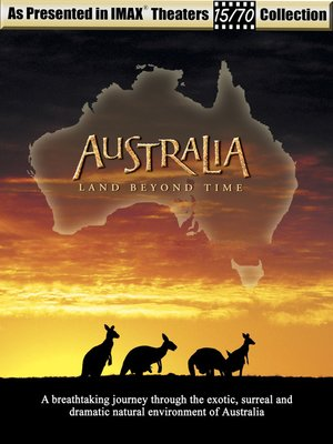 cover image of Australia Land Beyond Time