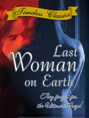 cover image of Last Woman on Earth