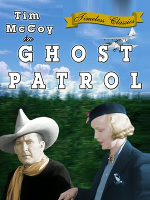 cover image of Ghost Patrol