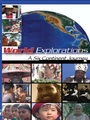 cover image of World Explorations a Six Continent Journey
