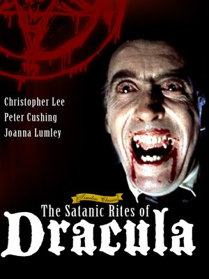 cover image of The Satanic Rites of Dracula