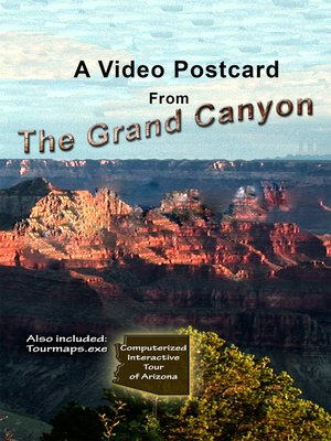 cover image of A Video Postcard from the Grand Canyon