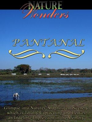 cover image of Nature Wonders: Pantanal, Brazil