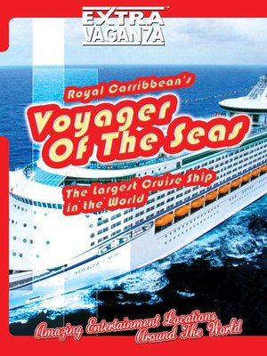 cover image of Roayl Carribbean's Voyager of the Seas