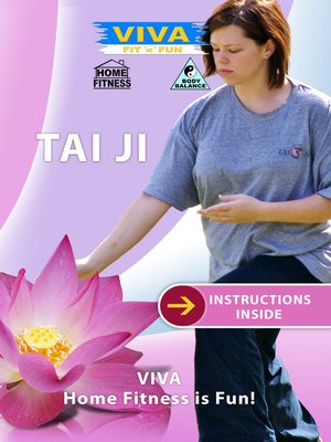 cover image of Tai Ji Easy Fitness Exercises For Any Age Group