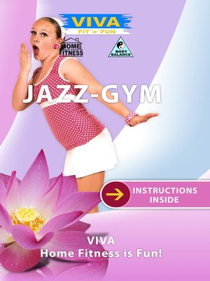 cover image of Jazz, Gym Body Training With a Funny Beat