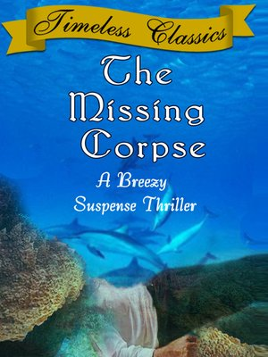 cover image of Missing Corpse