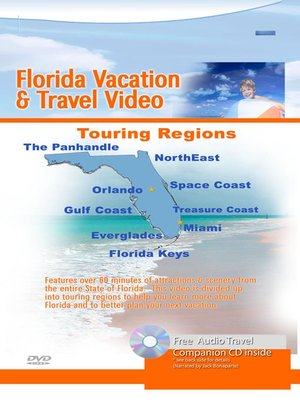 cover image of Florida Vacation & Travel Video