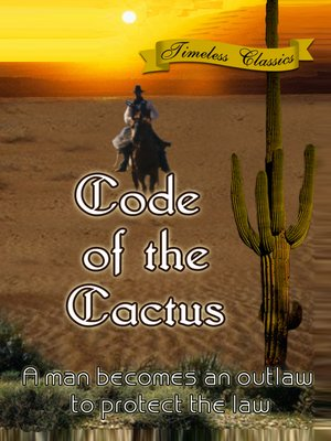 cover image of Code of the Cactus