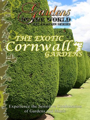 cover image of The Exotic Gardens of Cornwall
