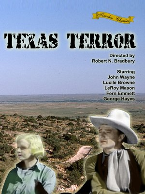 cover image of Texas Terror