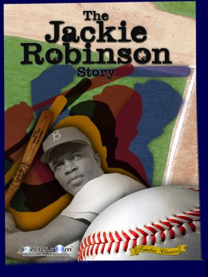 cover image of The Jackie Robinson Story