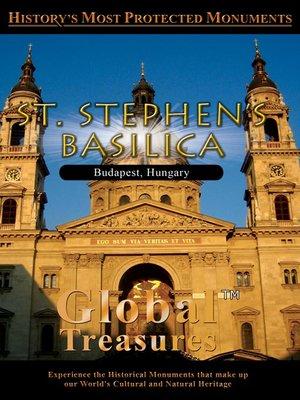 cover image of St. Stephen's Basilica Budapest, Hungary