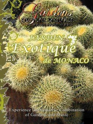 cover image of Jardin Exotique de Monaco