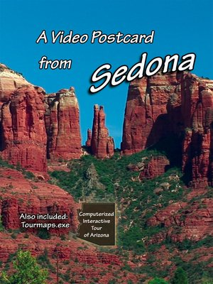cover image of A Video Postcard from Sedona