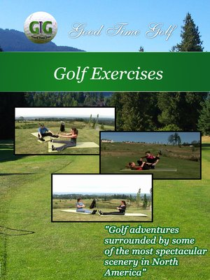 cover image of Good Time Golf: Exercises