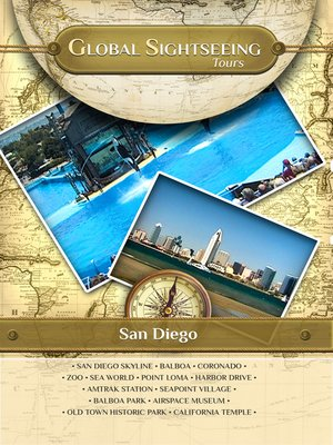 cover image of Global Sightseeing Tours, San Diego