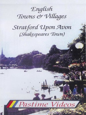 cover image of Stratford Upon Avon, Shakespeare's Town