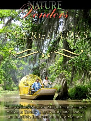 cover image of Everglades U.S.A.