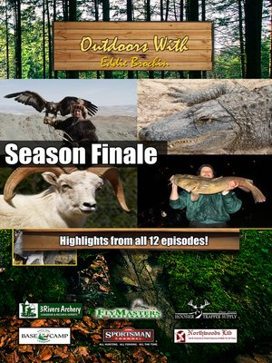 cover image of Outdoors with Eddie Brochin: Season Finale