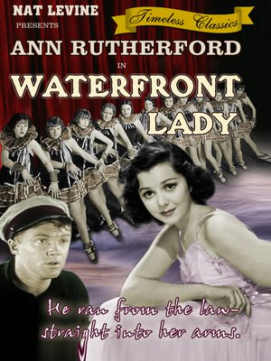 cover image of Waterfront Lady