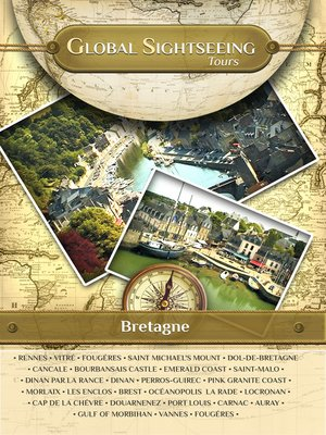 cover image of Global Sightseeing Tours, Bretagne