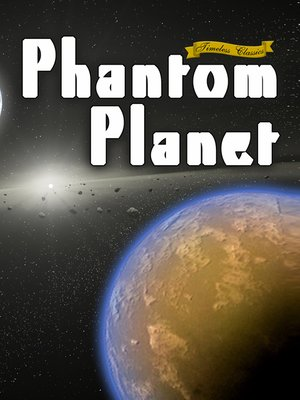 cover image of Phantom Planet