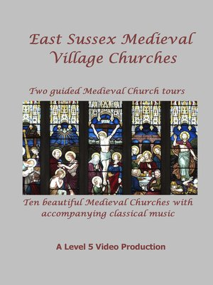 cover image of East Sussex: Medieval Villages Churches