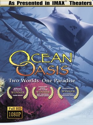 cover image of Ocean Oasis