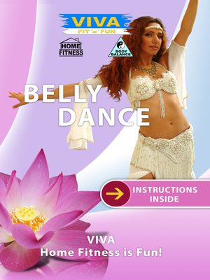 cover image of Belly Dance For Fitness and Fun