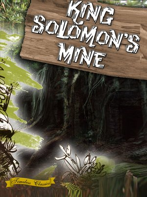 cover image of King Solomon's Mine