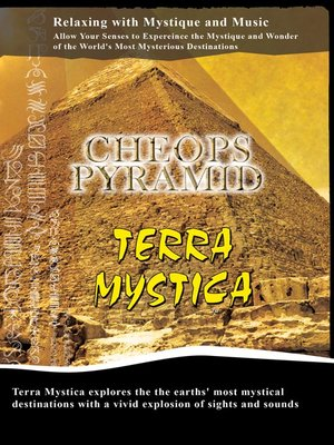 cover image of Cheops Pyramid Egypt