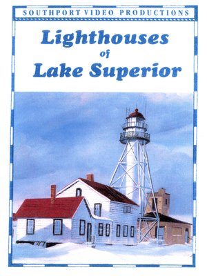 cover image of Lighthouses of Lake Superior