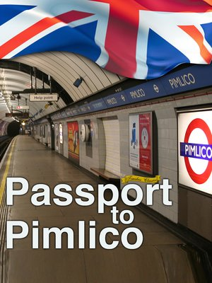 cover image of Passport to Pimlico