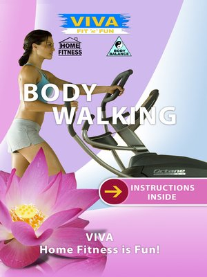 cover image of Body Walk Fitness Through Walking