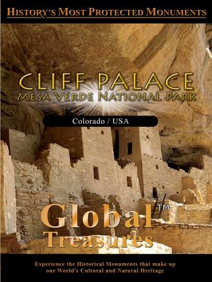 cover image of Cliff Palace Mesa Verde National Park Colorado