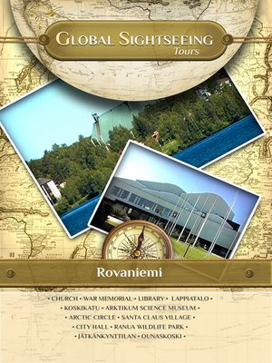 cover image of Global Sightseeing Tours, Rovaniemi
