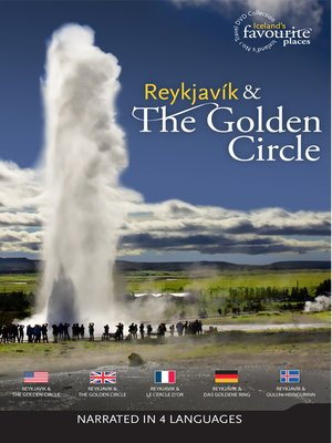 cover image of Reykjavik & The Golden Circle