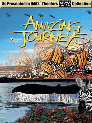 cover image of Amazing Journeys