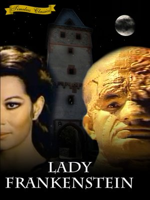 cover image of Lady Frankenstein