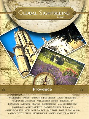 cover image of Global Sightseeing Tours, Provence