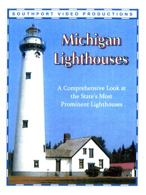 cover image of Michigan Lighthouses