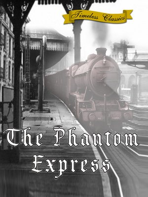 cover image of The Phantom Express