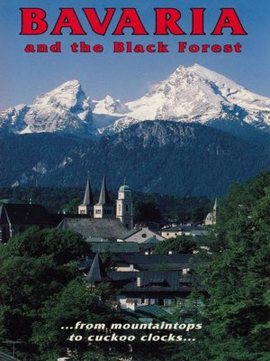 cover image of Bavaria and the Black Forest